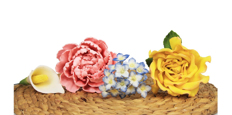 Şekerden Çiçekler