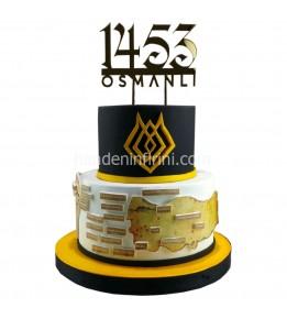 1453 Osmanlı Pastası