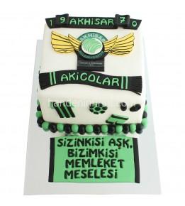 Akhisar Belediyespor Pastası