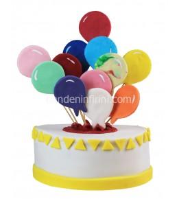 Balonlu Pasta