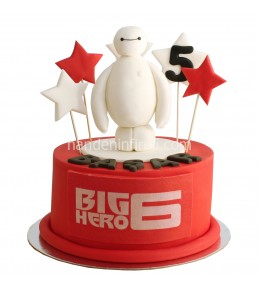 Big Hero 6 Baymax Pasta