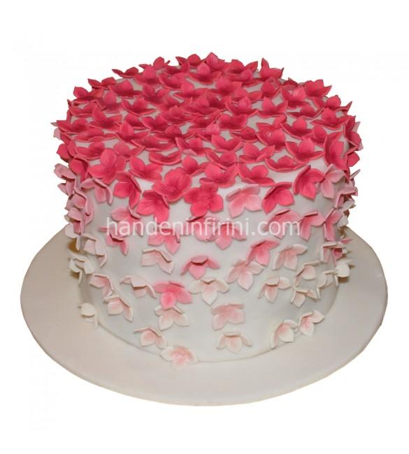 Çiçek Pasta