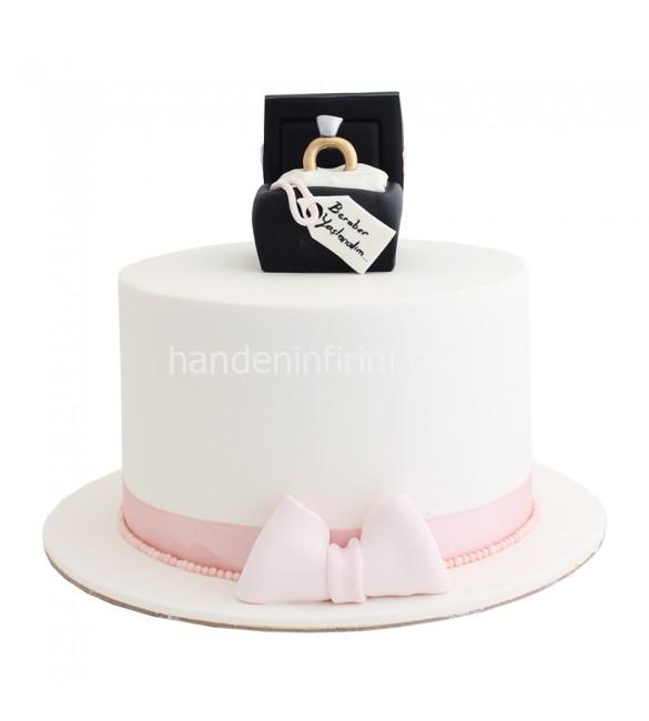 Evlilik Teklifi Pastası 2
