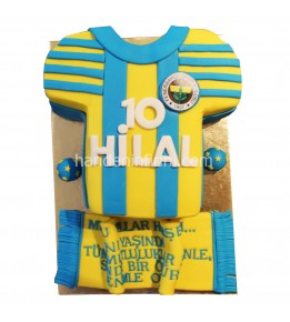 Fenerbahçe Pastası 2