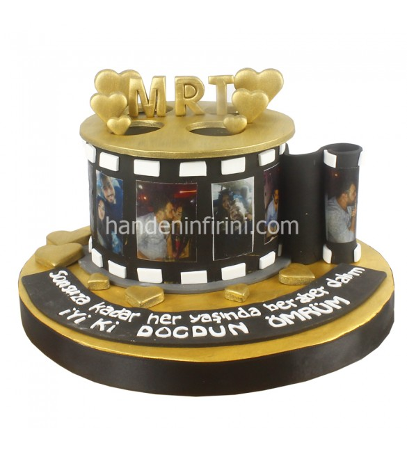 Film Şeridi Pasta