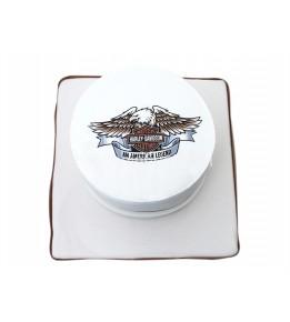 Harley Davidson Pasta 2