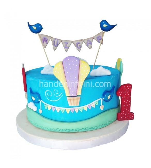 Kuşlu Pasta