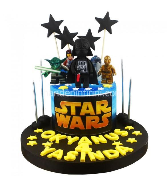 Lego Star Wars Pasta