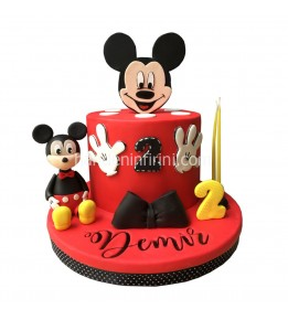 Mickey Mouse Pasta