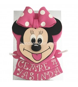 Minnie Mouse Pasta 2