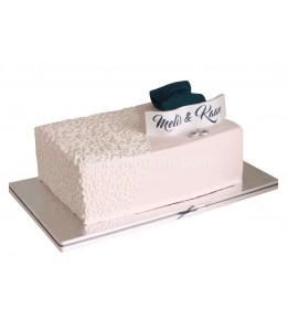 Nişan Pastası Fiyonklu