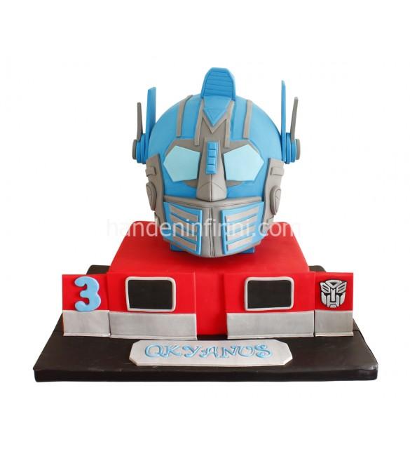 Optimus Prime Pasta