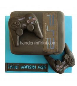 Playstation Pastası