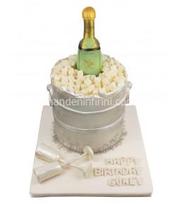 Şampanya Pasta 2