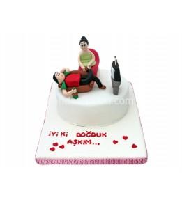 Sevgiliye Pasta 4