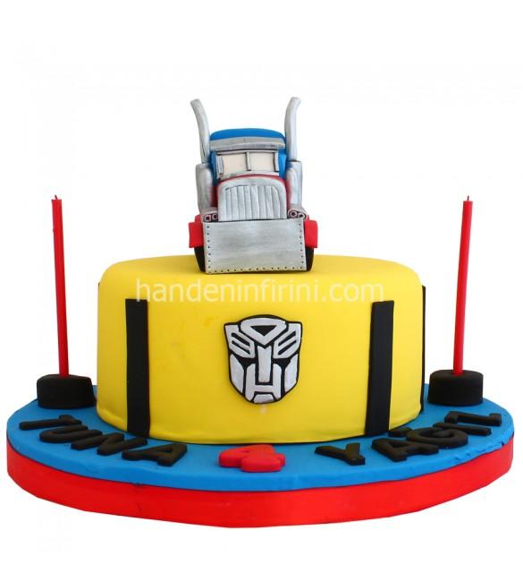 Transformers Pasta