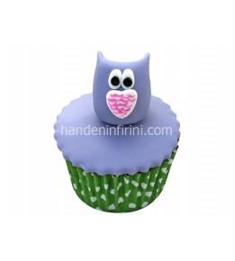 Baykuş Cupcake