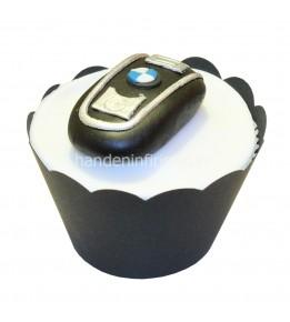 BMW Anahtarı Cupcake