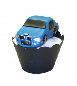 BMW Cupcake