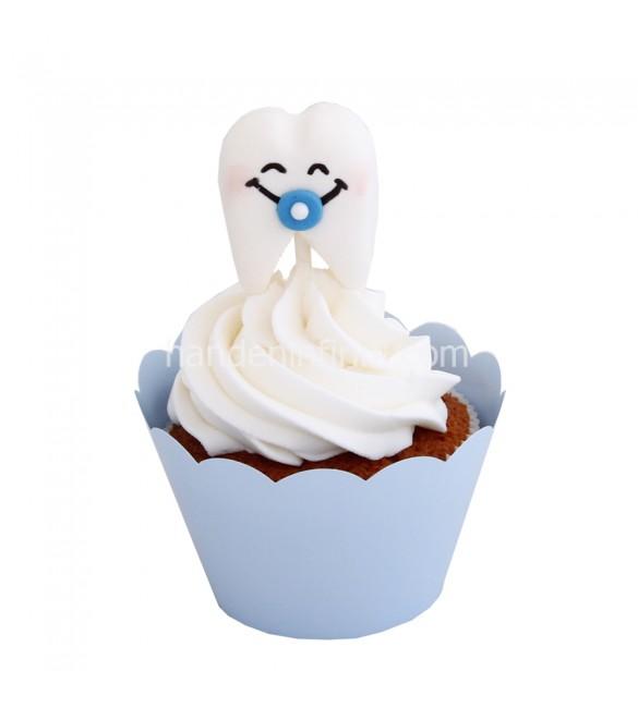 Diş Buğdayı Cupcake