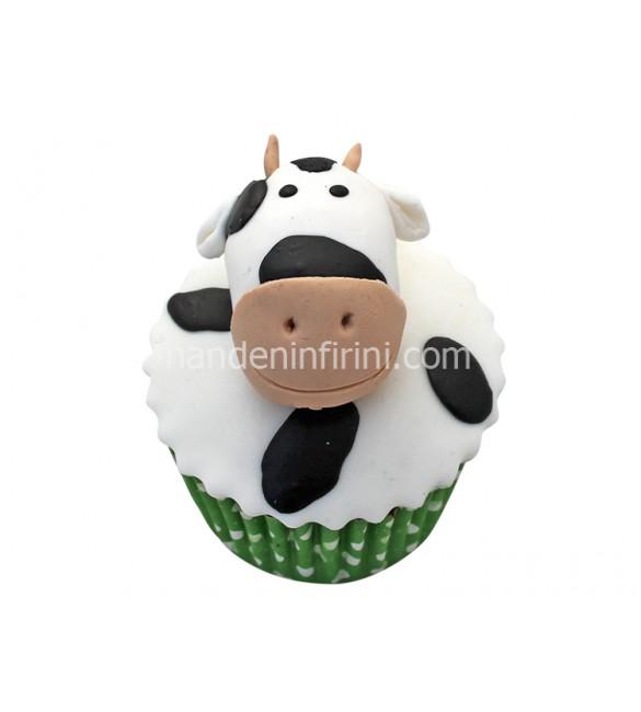 İnek Cupcake