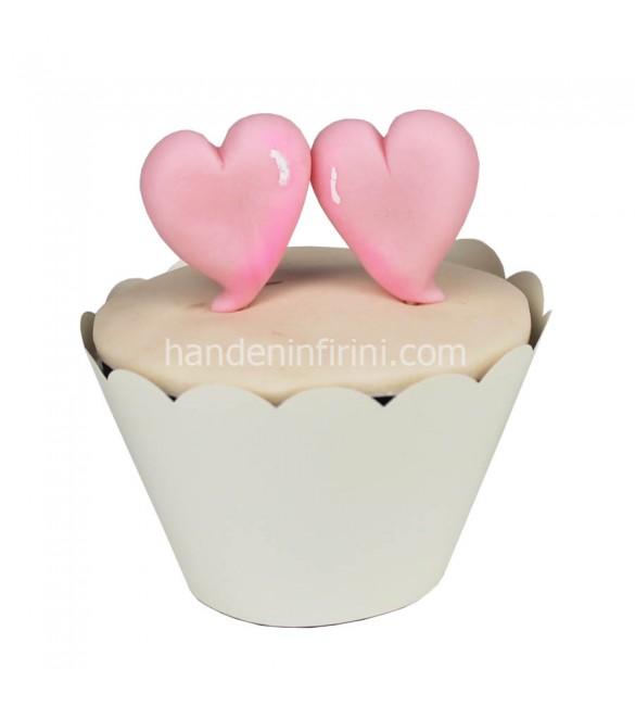 Kalp Cupcake