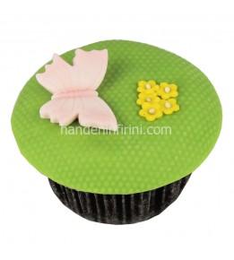 Kelebek Cupcake