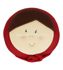 Kırmızı Başlıklı Kız Cupcake