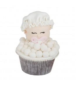 Kız Bebek Cupcake