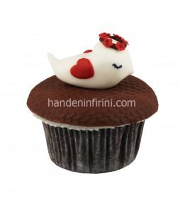 Kuş Cupcake