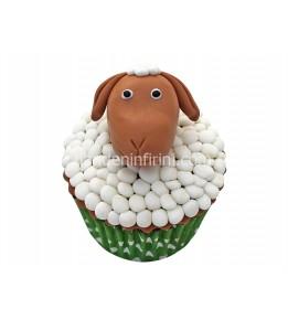 Kuzu Cupcake