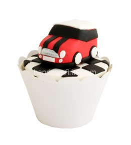 Mini Cooper Cupcake