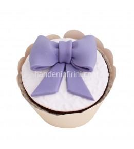 Mor Nişan Cupcake 3