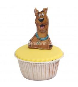 Scooby Doo Cupcake