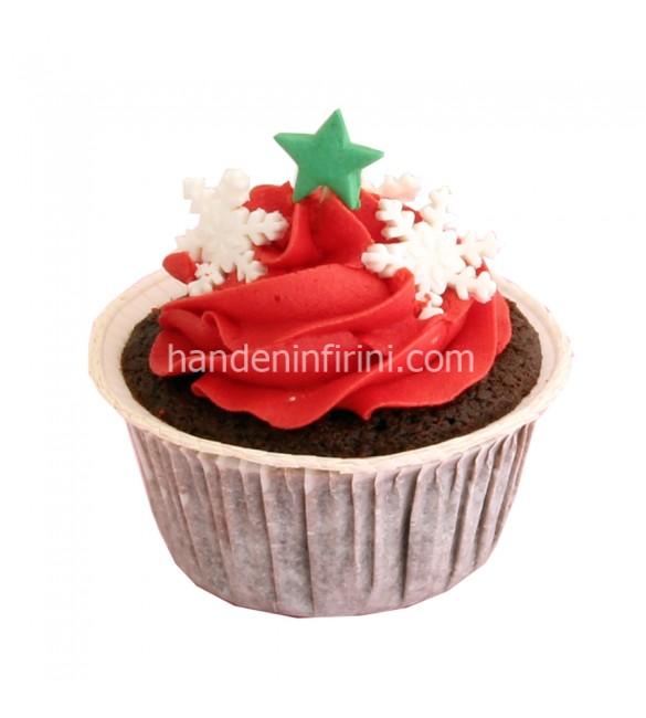 Yeni Yıl Cupcake