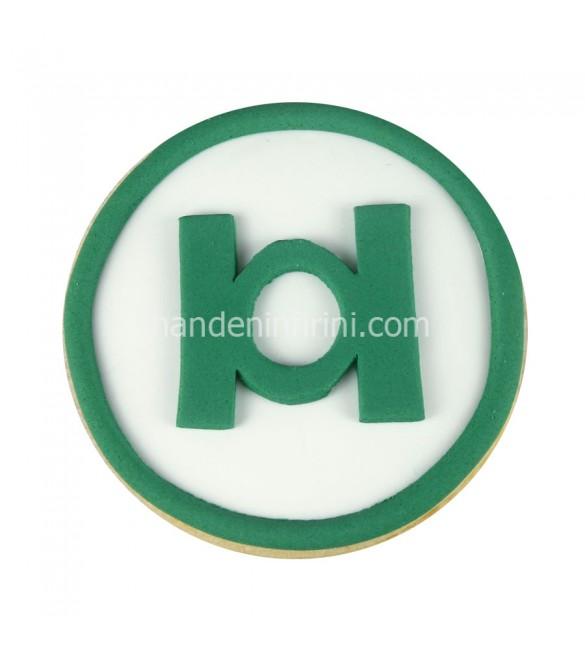 Green Lantern Kurabiye