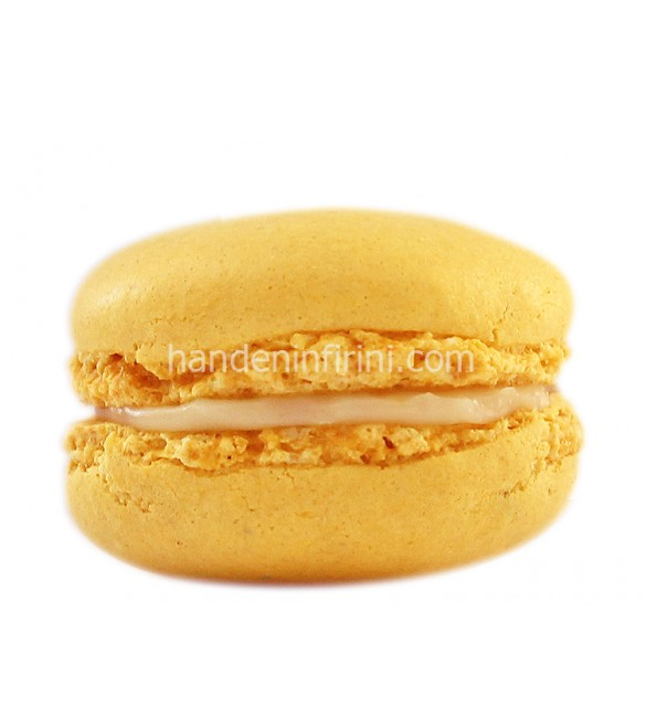Limonlu Macaron Seti