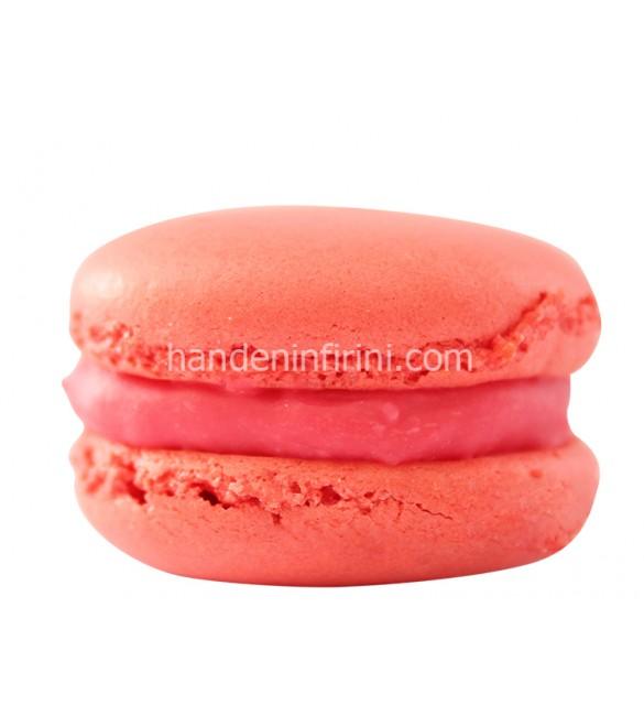 Vişneli Macaron Seti