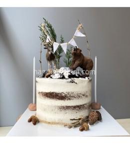 Doğal Yaşam Pasta