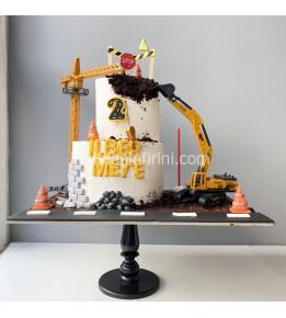 İnşaat Pastası