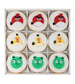 Angry Birds Kurabiye 2