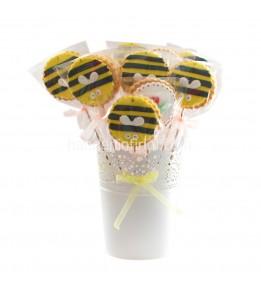 Arı Kurabiye Saksılı
